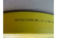 Flat Flex Festoon  Cable  , E60362-T