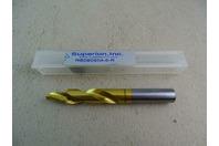 "Superion Inc  Carbide Step Drill  .239"" x .390"", RS080504-6-R"