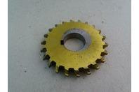 Moon Cutter Company  Tin Spec Form HSS Teeth Bore  , HP-00393F04