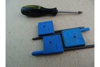 (3) Swiss T10 Torx Quick Tool , T10