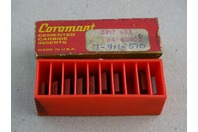 Sandvik Coromont   Cemented Carbide, Qty: 9  Inserts  S4 40803 , SPG 423