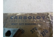 Carboloy Systems  Cemented Carbides 370 , TPMG 432E