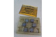 Kendex Kennametal  Carbide Inserts  5 pack , CNG-422 K21