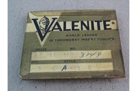 Valenite  Carbide Inserts Grade C 8 Pack, CBD 6F