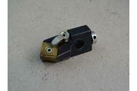 (3) Kennametal  Cartridge Clamping System  , MSTNR10CA3C