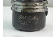 Parlec  CAT 40 Tool Holder 21452 , C40-12EM2
