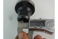 Nikken  CAT 40 Tool Holder , CAT40-WE1/2A-65U