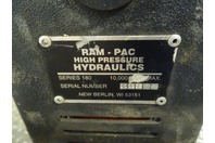 Ram-Pac  Hydraulic Pump Power Pack Series 180 , 111103