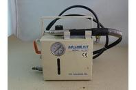 NSK Nakanishi Dentist Drill Pneumatic Grinder & Regulator/Lubricator , AL-807