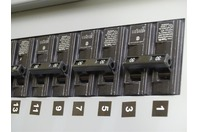 Siemens  250A 3-PH Breaker Panel 208Y/120v 4W , P1042FX250CTS