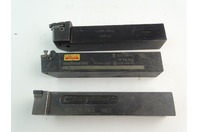 (3) SandVik Assortment of Turning Tool  , Holders