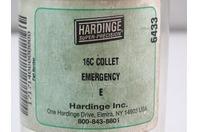 Hardinge  Round Collet  Emergency E , 16C