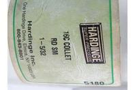 Hardinge  Round Collet  RD SM 1-5/32, 16C