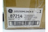GE High Pressure Sodium Ballast  250W, GES250ML5AC4-5