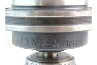 Lyndex Milling Tool Holder with Jacobs Chuck  , C5003-0002 / 11 N 2 J.T.