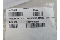 (97) Mcon  Sealed Electrical Connectors  , 13717