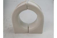 """Power -Strut  Porcelain Cable Clamp  3-1/2"""" , 723"""