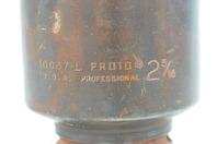 """Proto  6-Point Heavy Impact Socket 1"""" Drive 2 5/16"""" , 10037-L"""