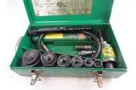 GreenLee  Knockout Punch Set, 767 Hand Pump , No.7306