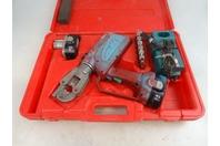 Burndy Production  Hydraulic Crimper / Crimp Tool U Die Sets  , PAT600-18V