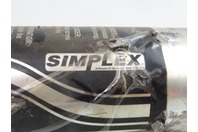 Simplex Silver Light Hydraulic Hand Pump 10,000psi  , P72