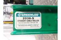 GreenLee  Straight Cable Roller  , 2036-S
