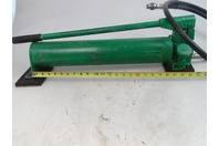 Simplex  Hydraulic Hand Pump, 10,000 Psi , P82
