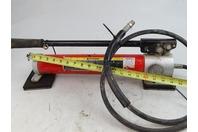 BVA Hydraulic  Hydraulic Hand Pump, 10,000 Psi , P1000