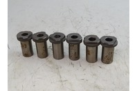 (6) AA  Slip-Fixed Renewable Drill Bushings , 566