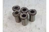 (5) AA  Slip-Fixed Renewable Drill Bushings , 0.5048