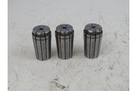 (3) Erickson  Machinist Milling Collet , 17/64