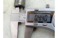 (5) Collis  Morse Taper Reducer Sleeve Adapter Shank   , 60112