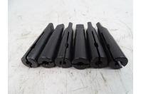 (6) Scully Jones  Morse Taper Reducer Sleeve Adapter Shank   , C U8 72281