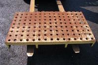 """Acorn Welding Table Platen,  5' x 34"""""""