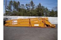 55' Long Reach Excavator Attachment - Boom, Stick & Bucket CAT 320BL/CAT320CL