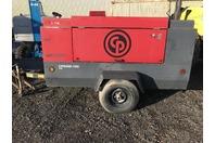 Chicago Pneumatic 400CFM Portable Air Compressor 115HP Cummins Diesel CPS400-100