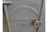 "Prentice Bros Co. Machinist Lathe 220/440v, 3PH, 35 x 12"""