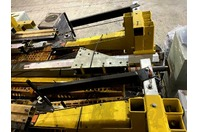 DBA SALA Rail Car Portable Fall Restraint System