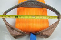 "12"" x 16' Orange Heavy Duty Nylon Sling Tow Recovery Strap 24,000 lbs Single Ply"