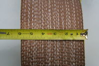 "6"" x 12' Brown Heavy Duty Nylon Sling Tow Recovery Strap 12,000 lbs Single Ply"