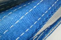 "8"" x 8' Blue Heavy Duty Nylon Sling Tow Recovery Strap 16,000 lbs Single Ply"