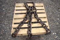 Triple Leg 149,000LB. Demolition Magnet Chain Sling