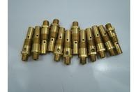 (12) TWECO BRASS MIG TORCH GUN DIFFUSER TW52 15201101