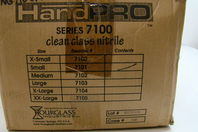 (CASE of 1000) Handpro Nitrile Gloves, Small 7101