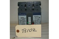 GE 100A 3 Pole 600v Circuit Breaker, SEHA36AT0100