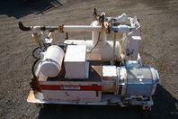 Gardner Denver 150HP 460v Rotary Air Compressor ECQSOA DCAAKXC