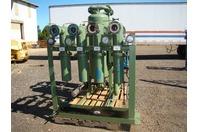 C.M. Kemp Pressure Swing 1000CFM AIR Dryer 400-PS-12