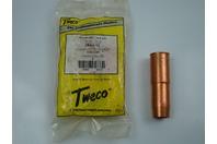 """Tweco Nozzle 5/8"""" -15,9mm 1240-1220 24AH-62"""