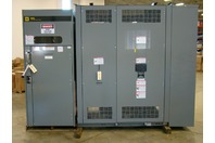 750 kva Square D Transformer HV 4160 3x LV 416Y/240 & 600a HVL Switch