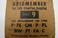 Falk Steelflex Coupling Size 9